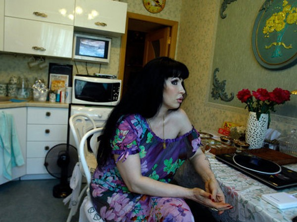 Một phụ nữ Nga lấy chồng người Syria