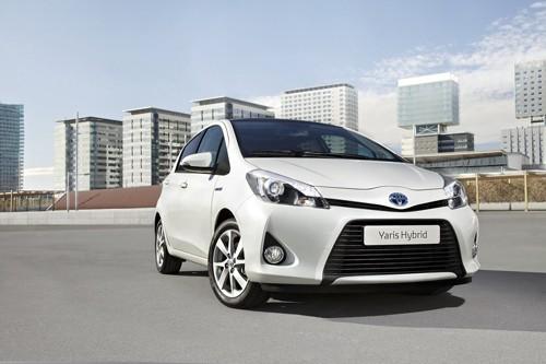Toyota lắp ráp Yaris Hybrid tại Pháp - ảnh 2