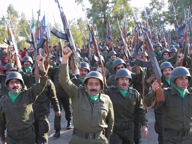 Lực lượng vũ trang của Iran