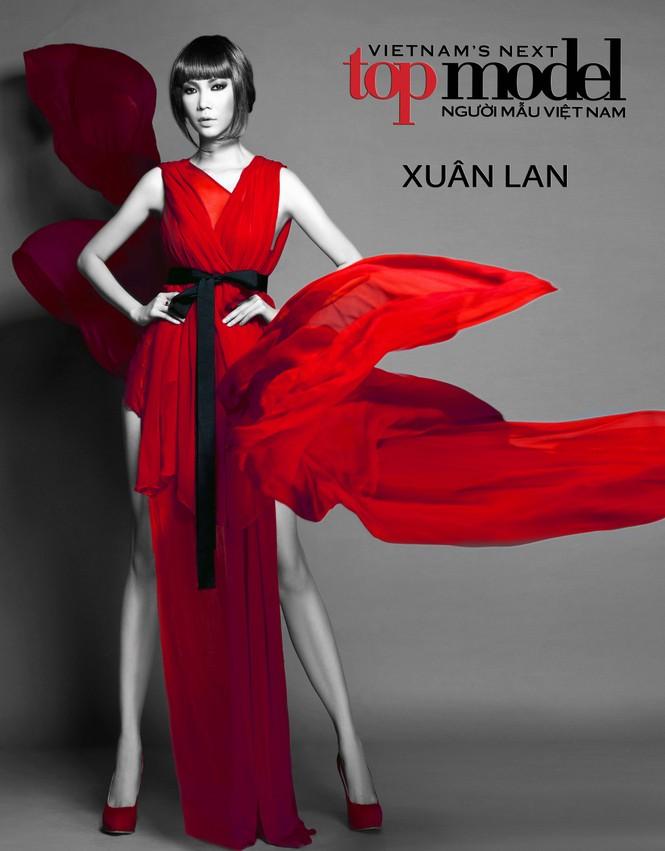 Xuân Lan làm giám khảo Vietnam's Next Top Model - ảnh 2