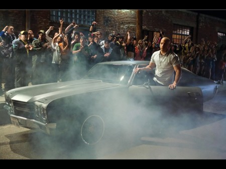 Vin Diesel trong Fast and Furious 6