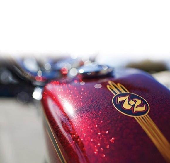 Cận cảnh Harley-Davidson XL883L Seventy-Two - ảnh 16