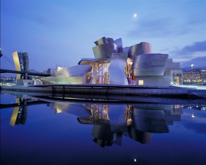 Những công trình kiến trúc 'khủng' nhất thế giới - ảnh 15