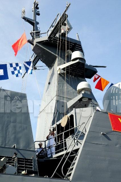 Khám phá uy lực chiến hạm Lý Thái Tổ - ảnh 3
