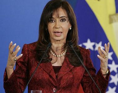 Tổng thống Cristina Kirchner cũng kiểm soát được bệnh ung thư của mình
