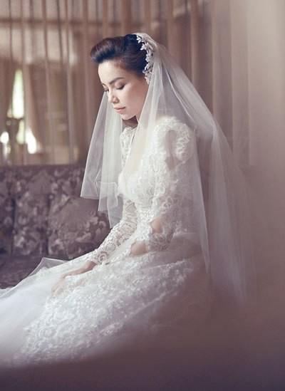 Hồ Ngọc Hà làm đám cưới? - ảnh 4