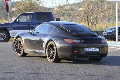 Hé lộ thông tin về Porsche 911 đời 2012 - ảnh 4