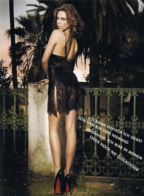 Vẻ đẹp siêu gợi cảm của Liliana Matthaus - ảnh 2
