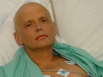 Hình ảnh Alexander Litvinenko không lâu trước khi chết năm 2006.             Ảnh: Getty Images