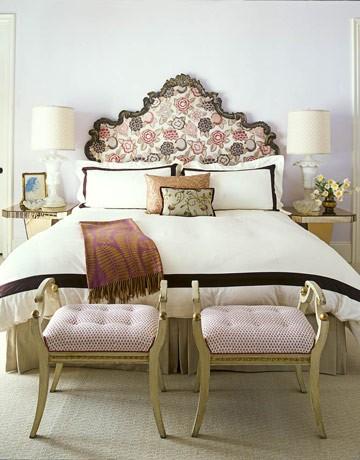 Phòng ngủ lãng mạn cho đôi uyên ương - ảnh 2