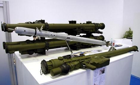 Tên lửa đối không tầm thấp 9K38 Igla