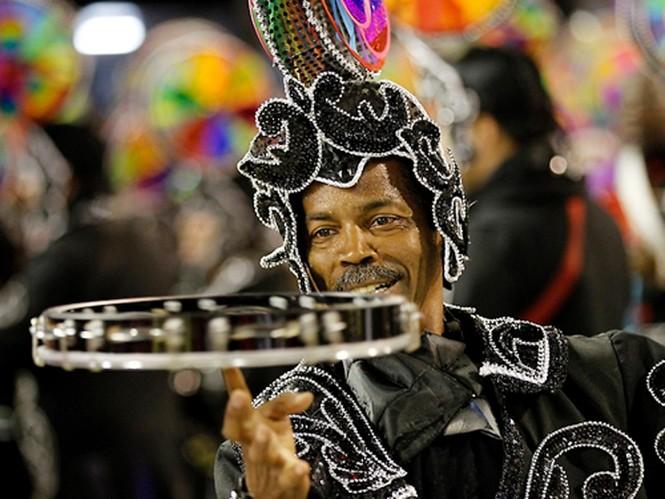 Tưng bừng lễ hội Carnival lớn nhất hành tinh - ảnh 10