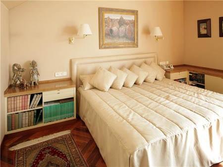 Phòng ngủ đơn giản nhưng tinh tế