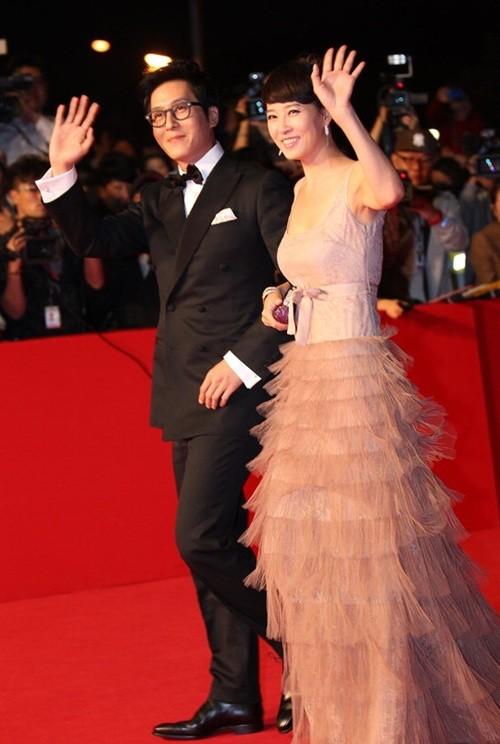 Kim Joo Hyuk và Kim Sun Ah