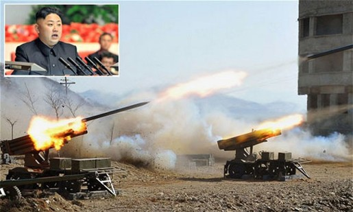 Triều Tiên nổ súng, Trung Quốc sẽ làm gì? - ảnh 1