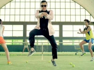 Gangnam Style đã giúp Psy trở thành hiện tượng âm nhạc thế giới trong năm 2012.