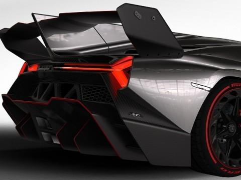 Siêu bò Lamborghini Veneno chỉ tồn tại 3 chiếc - ảnh 12