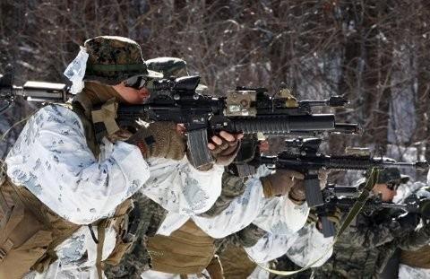 Mỹ - Hàn rầm rộ tập trận 'trảm' lãnh đạo Triều Tiên? - ảnh 1