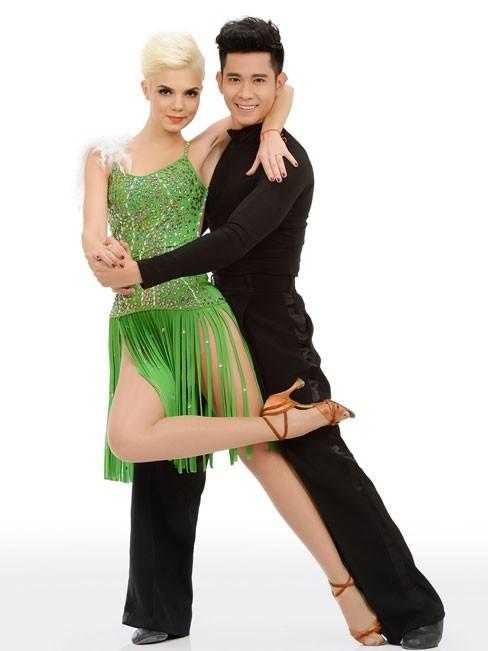 Những cặp đôi gợi cảm của Bước Nhảy Hoàn Vũ - ảnh 13
