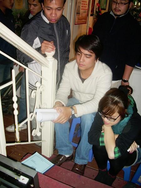 Đạo diễn trẻ Phạm Gia Phương