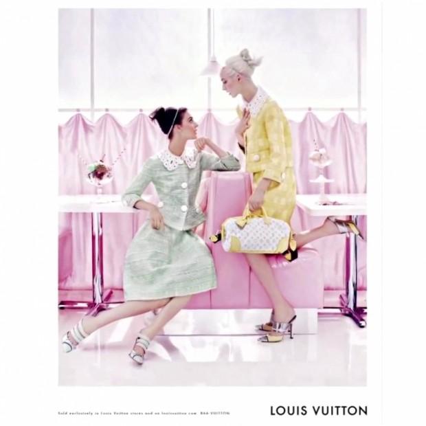 Louis Vuitton 'kẹo ngọt' cho ngày nắng - ảnh 7