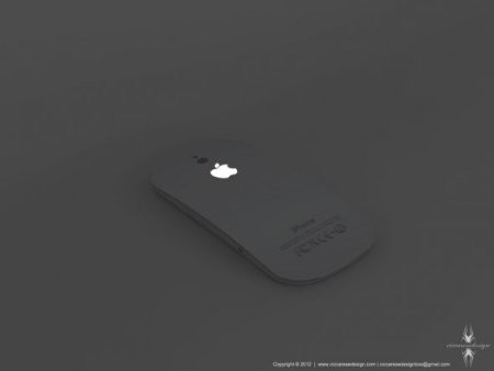 Sửng sốt với thiết kế iPhone 5 lạ mắt - ảnh 3