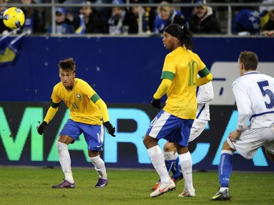 Brazil có trận đấu không vừa ý người hâm mộ