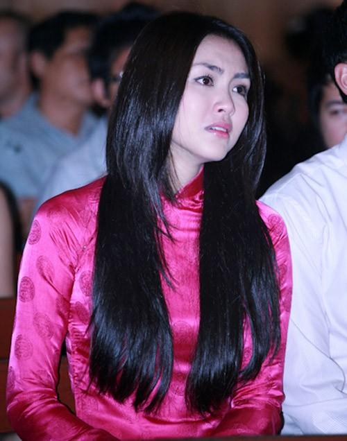 Thời trang tóc của Tăng Thanh Hà - ảnh 3