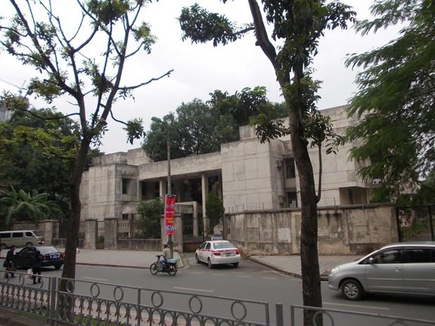Hình ảnh về ngôi nhà có kiến trúc lạ
