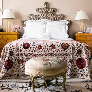 Phòng ngủ lãng mạn cho đôi uyên ương - ảnh 7