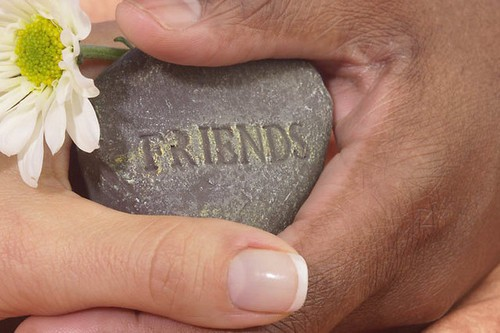 Valentine cũng là ngày cho tình bạn (Ảnh: internet)