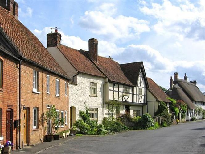 Long Crendon - ngôi làng đẹp như cổ tích - ảnh 1