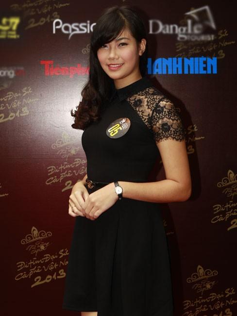 Tấp nập chân dài muốn trở thành đại sứ cà phê Việt - ảnh 2