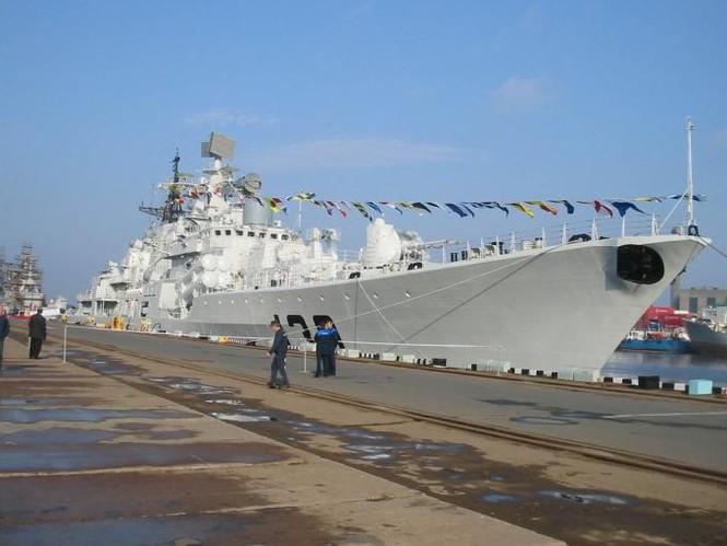 Trước khi chuyển giao cho Trung Quốc vào ngày 28 tháng 9 năm 2006