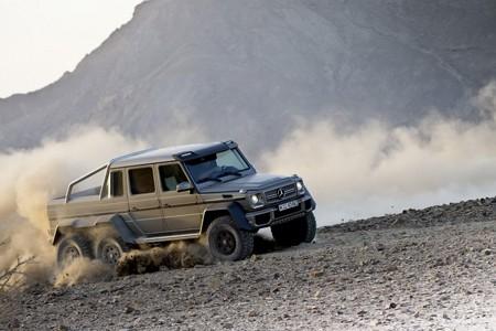 Cận cảnh xe địa hình khủng của Mercedes-Benz - ảnh 9