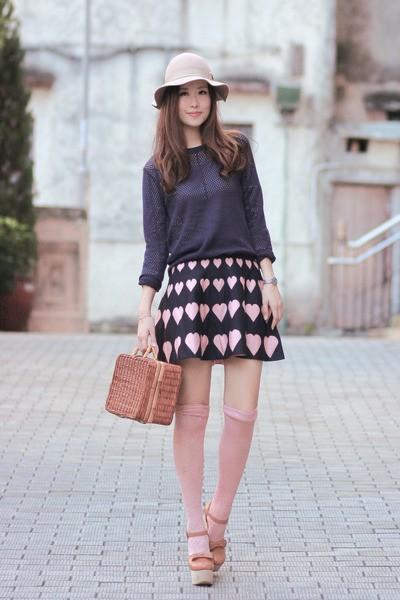 Mix đồ chất như blogger thời trang Hồng Kông - ảnh 2