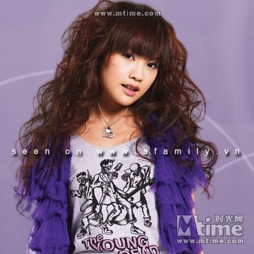 Biến hóa tóc cùng 'công chúa' Dương Thừa Lâm - ảnh 8