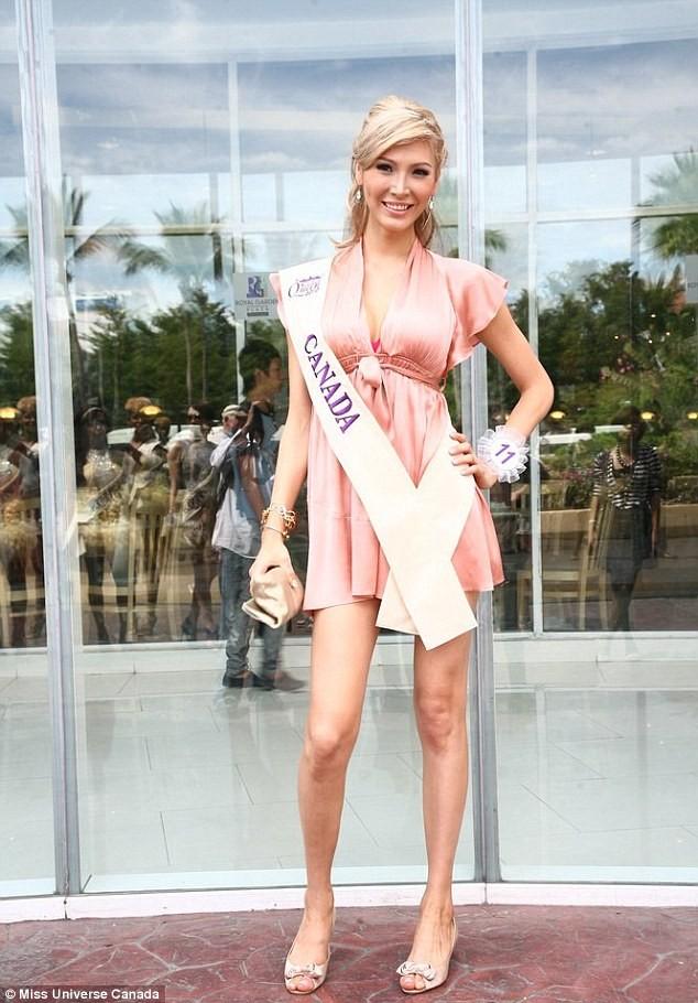 Người đẹp chuyển giới tiếp tục được thi hoa hậu - ảnh 2