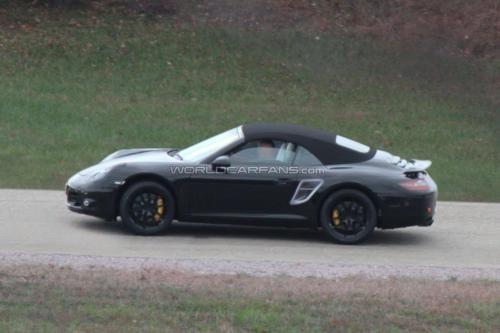 Hé lộ thông tin về Porsche 911 đời 2012 - ảnh 13