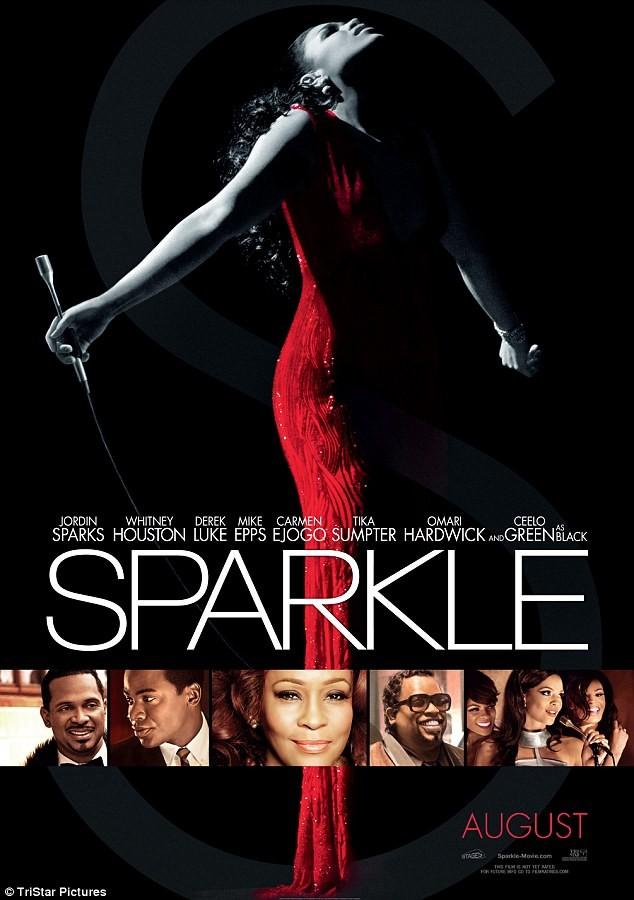 Poster của bộ phim Sparkle