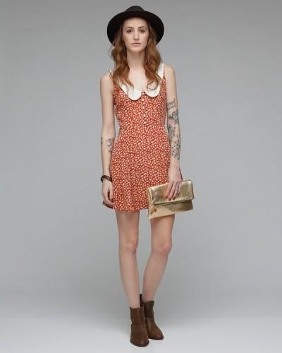 Váy cổ Peter Pan dịu dàng cho bạn gái - ảnh 12