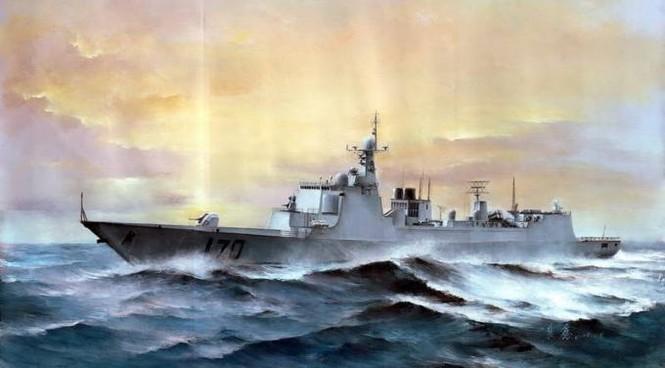 'Nội soi' tham vọng khu trục hạm Trung Quốc - ảnh 20