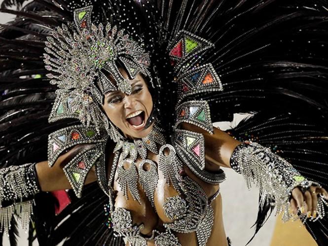 Tưng bừng lễ hội Carnival lớn nhất hành tinh - ảnh 16