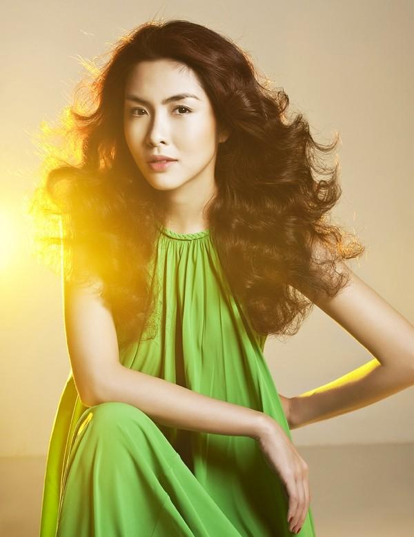 Thời trang tóc của Tăng Thanh Hà - ảnh 12