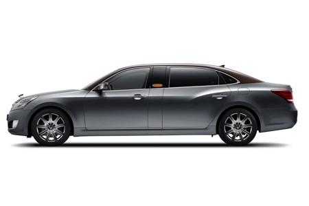 Đẳng cấp thời trang Hermes trên Hyundai Equus - ảnh 6