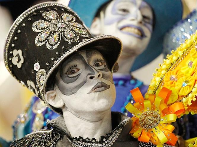 Tưng bừng lễ hội Carnival lớn nhất hành tinh - ảnh 8