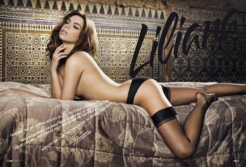 Vẻ đẹp siêu gợi cảm của Liliana Matthaus - ảnh 8