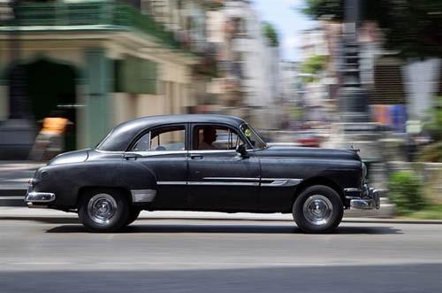 Xế cổ tại thủ đô Cuba - ảnh 11