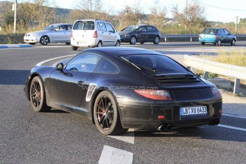 Hé lộ thông tin về Porsche 911 đời 2012 - ảnh 2