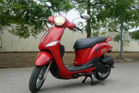 Yamaha Nozza châu Âu: Xe nhỏ chạy phố - ảnh 2